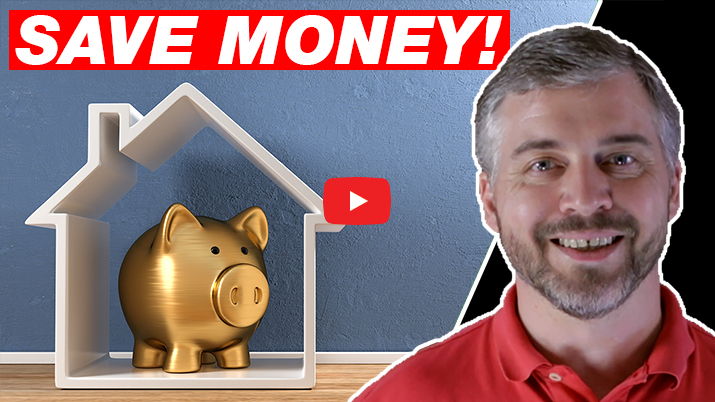 How to save money for a down payment! 1