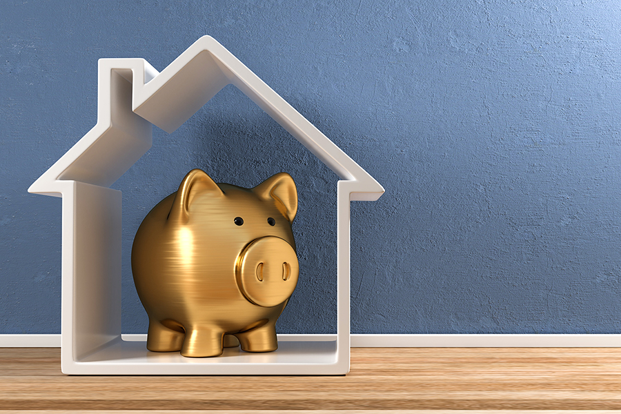 How to save money for a down payment!