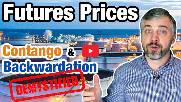 CONTANGO AND BACKWARDATION EXPLAINED, Forward and Futures Prices, and the Oil Price Crash 1