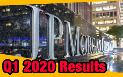 JPMorgan Chase Q1 Earnings [Q1 2020]