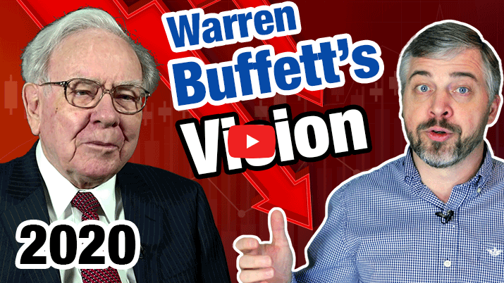 Warren Buffett's Annual Meeting 2020 — What Berkshire's investments tell us about the stock market! 1