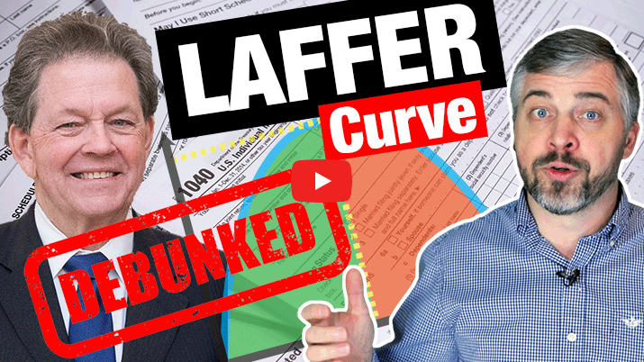 Laffer Curve Explained and Debunked! 1